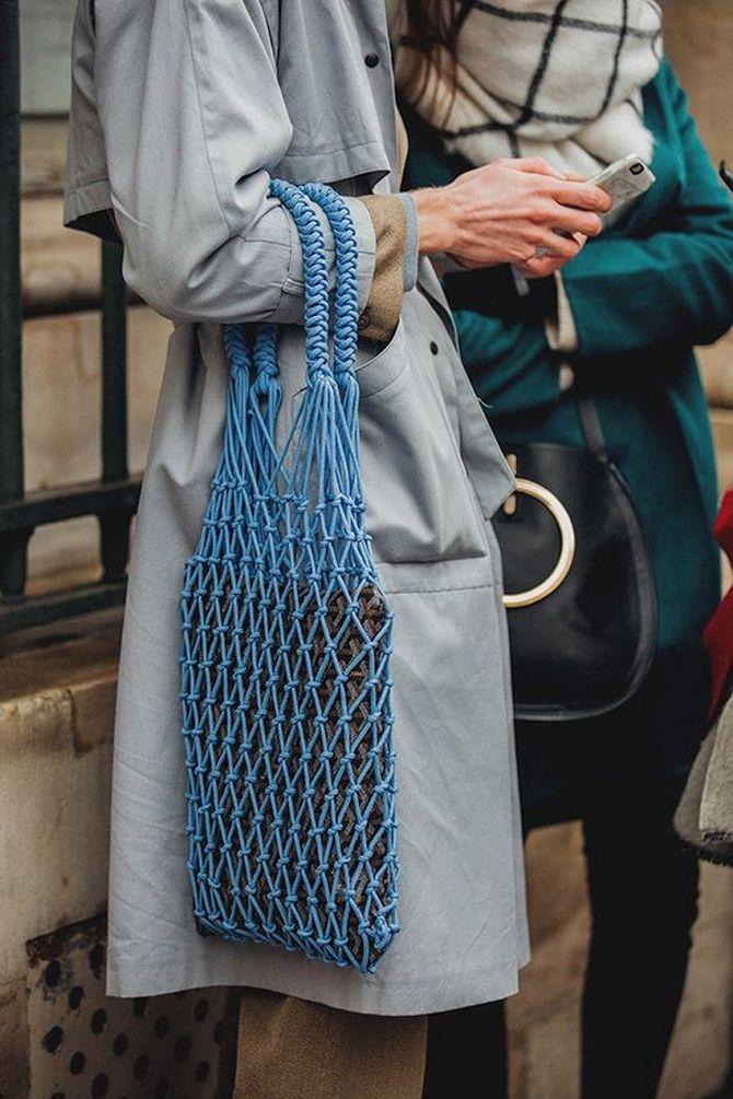 Авоськи и корзины – самые модные сумки лета 2021 года 4