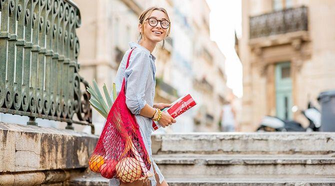Авоськи и корзины – самые модные сумки лета 2021 года 5