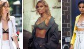 З чим носити бралет: модні ідеї з фото