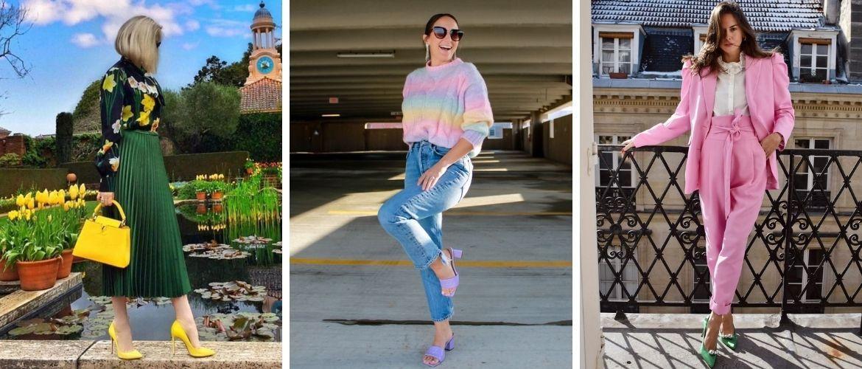 Как одеваться весной 2021: образы на каждый день