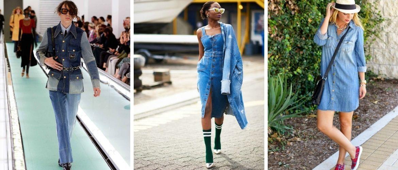 Мода весны 2021: 8 джинсовых трендов, которые произведут фурор весной 2021