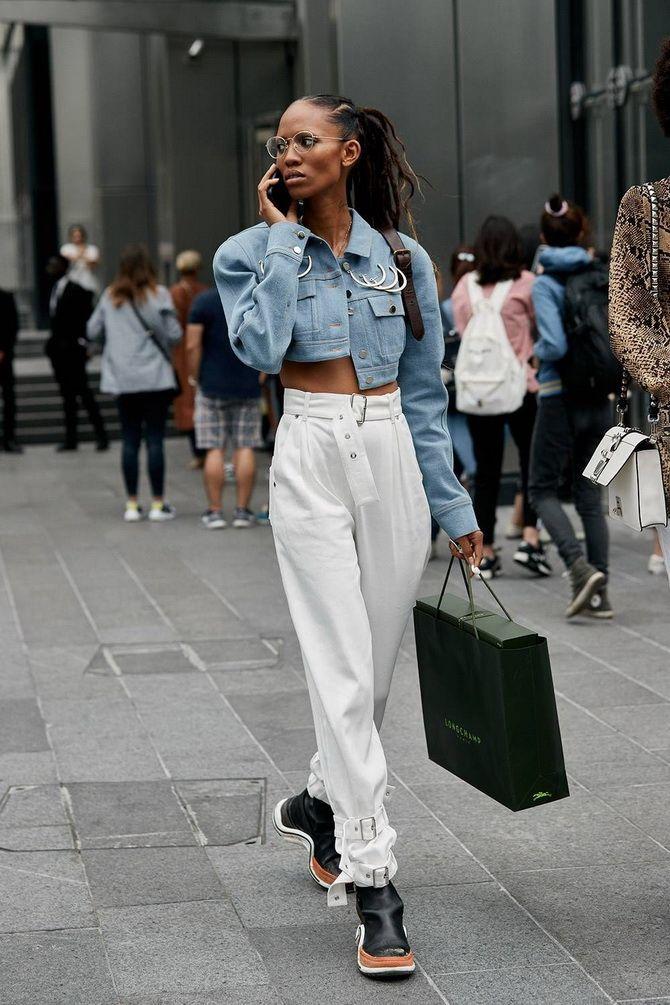 Мода весны 2021: 8 джинсовых трендов, которые произведут фурор весной 2021 4