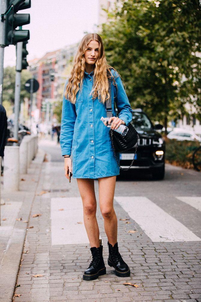 Мода весны 2021: 8 джинсовых трендов, которые произведут фурор весной 2021 14
