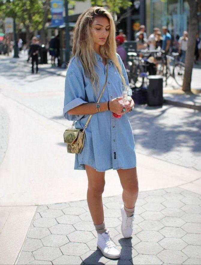 Мода весны 2021: 8 джинсовых трендов, которые произведут фурор весной 2021 16