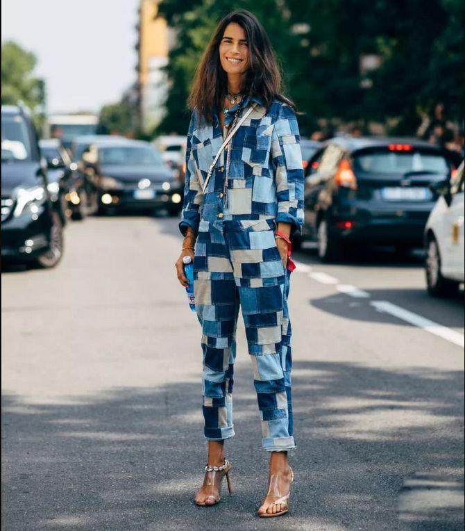 Мода весны 2021: 8 джинсовых трендов, которые произведут фурор весной 2021 12