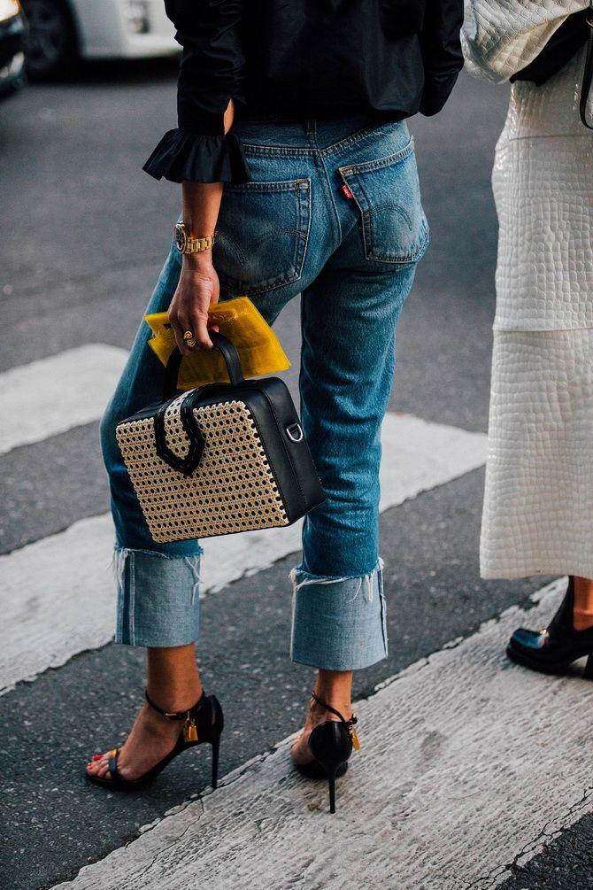 Мода весны 2021: 8 джинсовых трендов, которые произведут фурор весной 2021 11