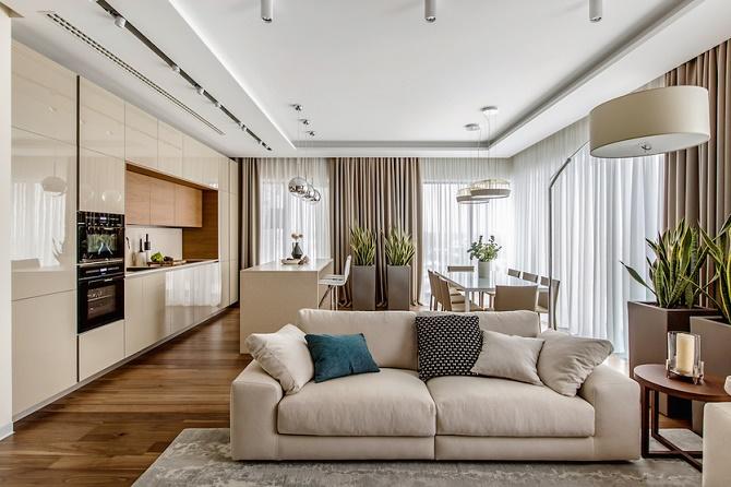 Подбираем дизайн интерьера для большой квартиры: на что обратить внимание? 2