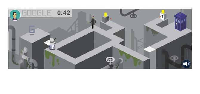 Лучшие дудл-игры от Google для короткой паузы во время работы 15