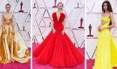 Оскар 2021: лучшие платья на церемонии