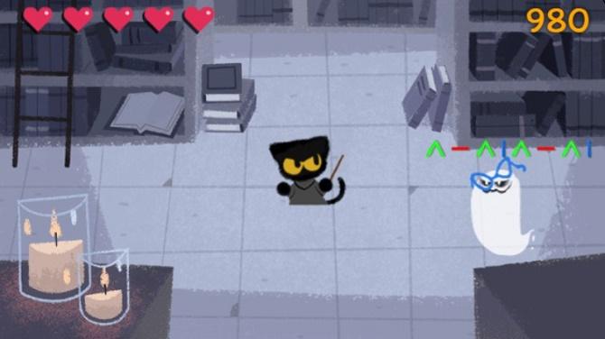 Лучшие дудл-игры от Google для короткой паузы во время работы 17