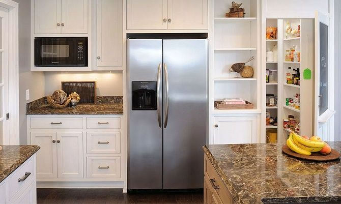 Обновляем кухню: как подобрать встраиваемый холодильник к интерьеру? 4