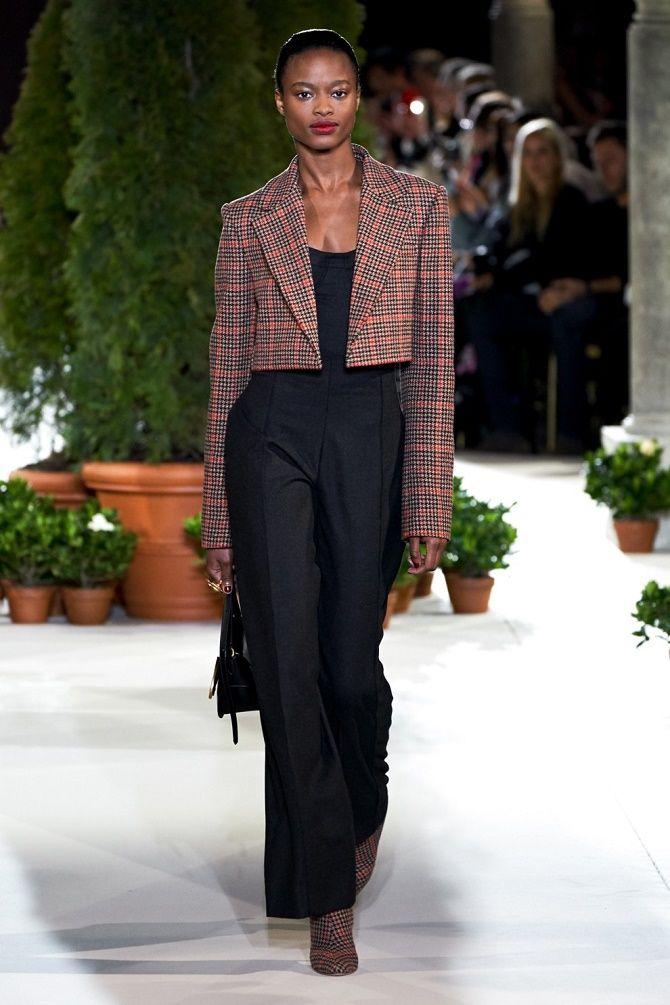 Як носити укорочений жакет в 2021 році – модні образи 1