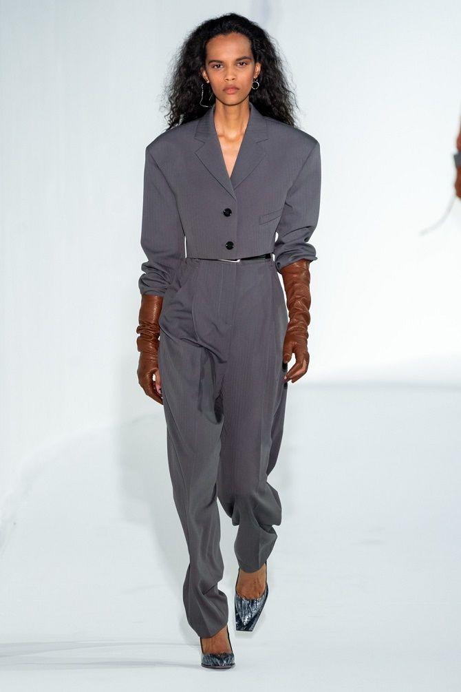 Як носити укорочений жакет в 2021 році – модні образи 2