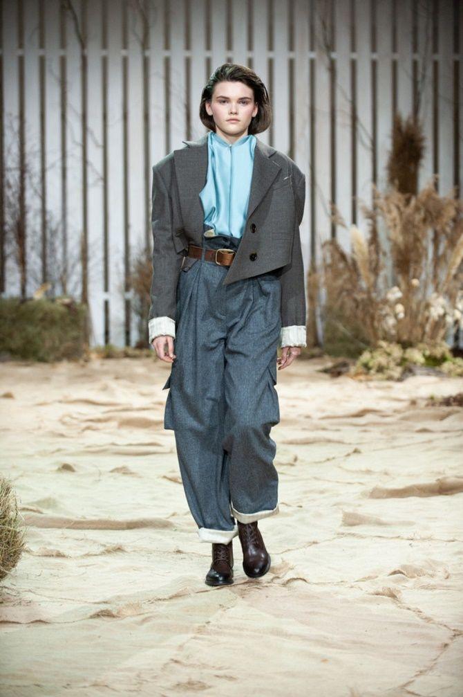 Як носити укорочений жакет в 2021 році – модні образи 12