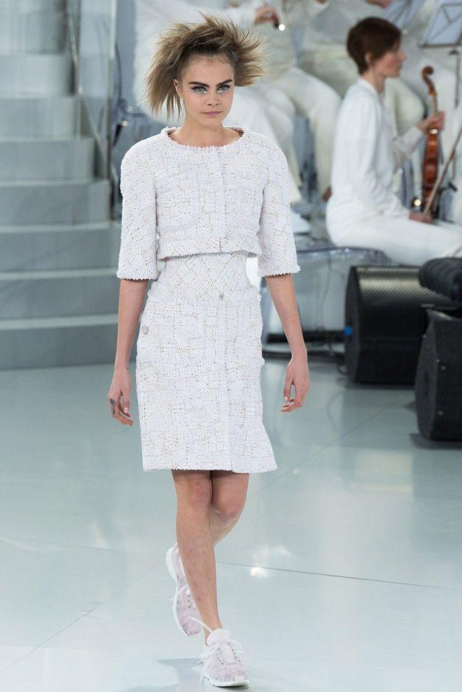 Як носити укорочений жакет в 2021 році – модні образи 13
