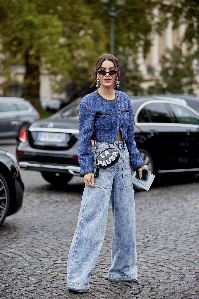 Як носити укорочений жакет в 2021 році – модні образи 17