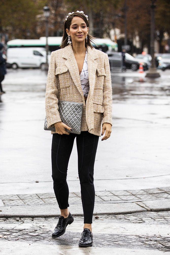 Як носити укорочений жакет в 2021 році – модні образи 4