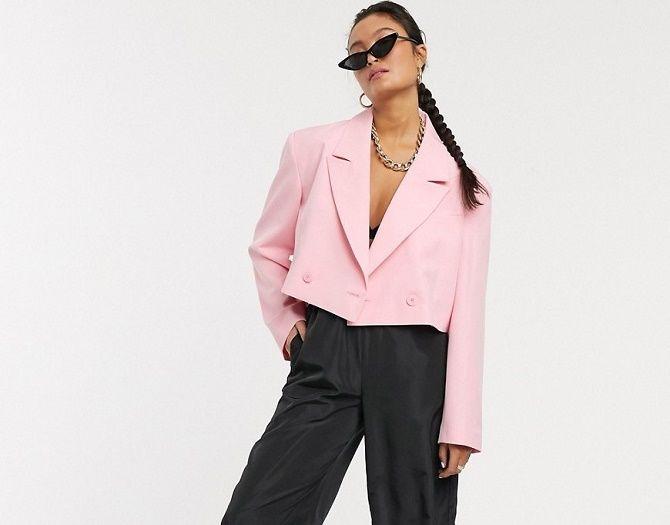 Як носити укорочений жакет в 2021 році – модні образи 6