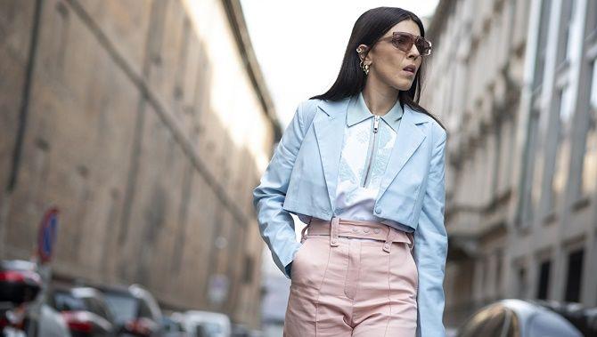 Як носити укорочений жакет в 2021 році – модні образи 7
