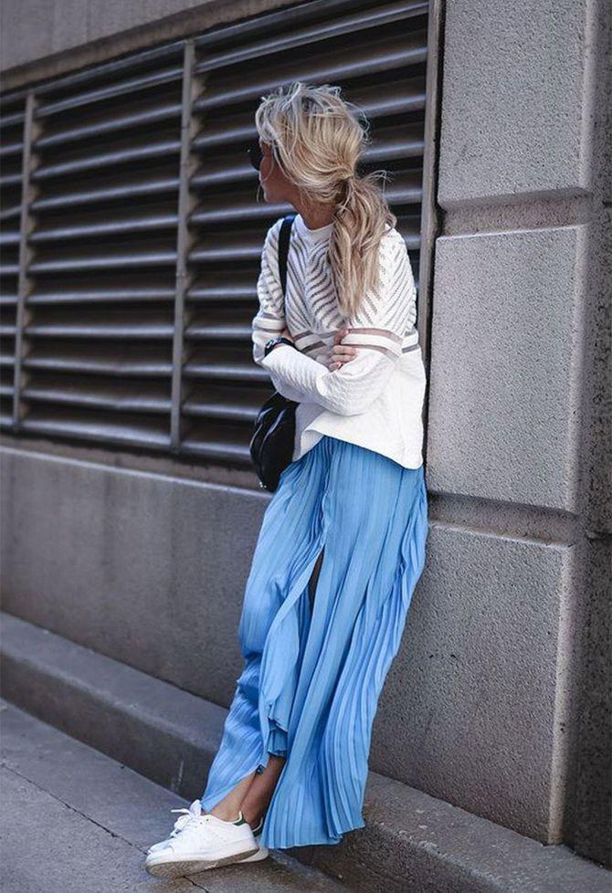 Как одеваться весной 2021: образы на каждый день 8