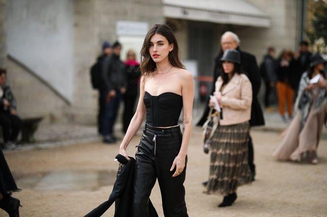 Як носити модний тренд 2021 – корсет 8