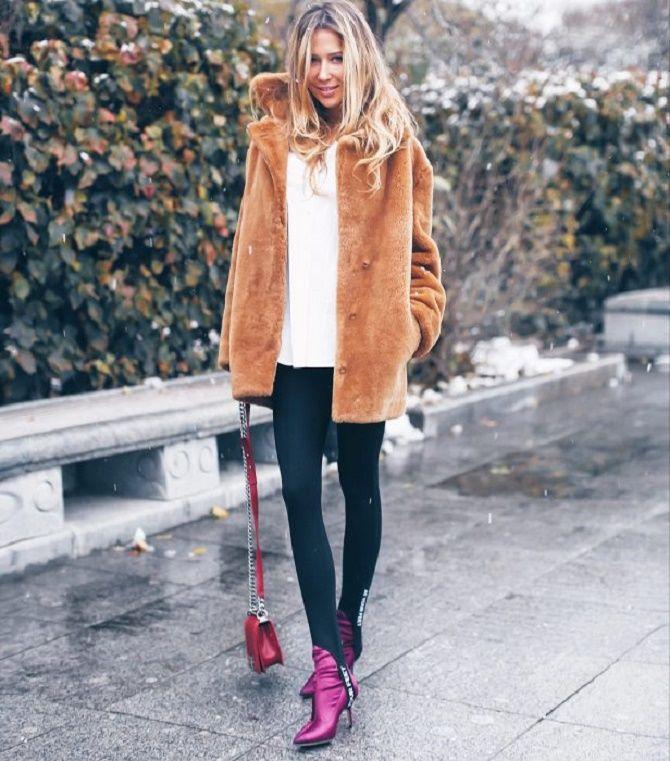 Леггинсы со штрипками: модный тренд весны и лета 2021 11