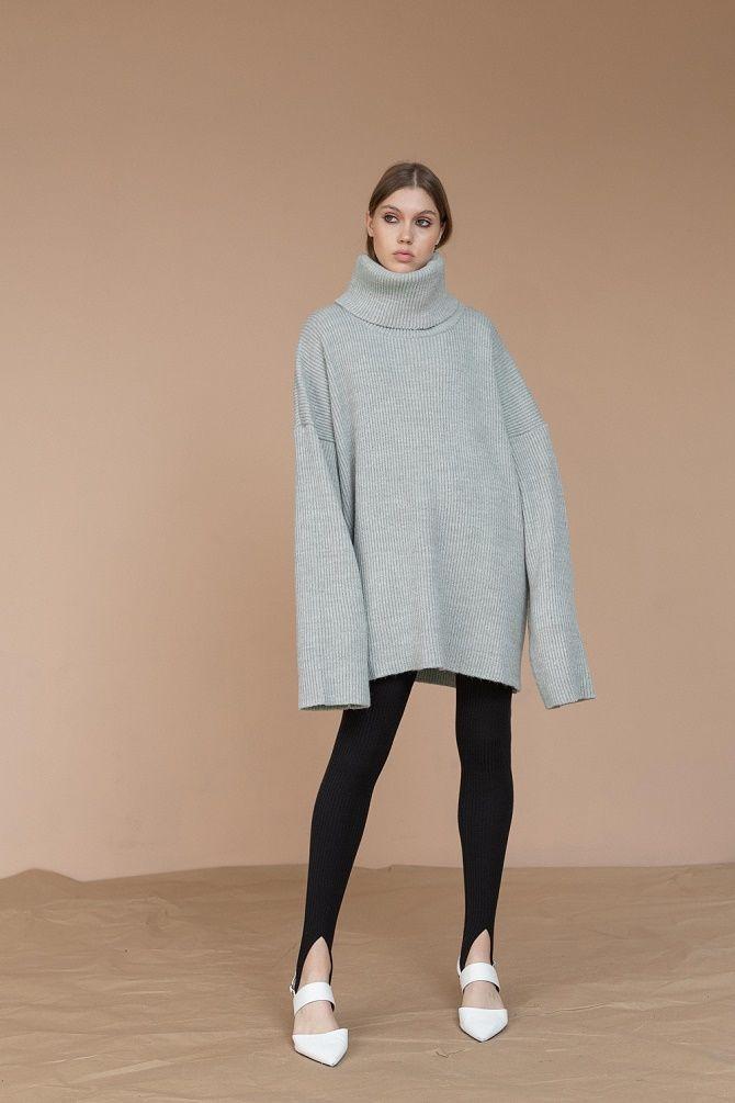 Леггинсы со штрипками: модный тренд весны и лета 2021 10