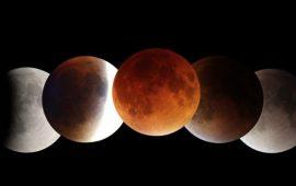 Місячне затемнення 26 травня 2021 року: кривавий Супермісяць
