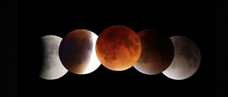 Лунное затмение 26 мая 2021 года: Суперлуние и Кровавая Луна