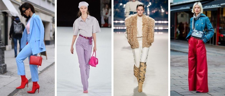 Модные сочетания цветов, которые стоит примерить в 2021 году