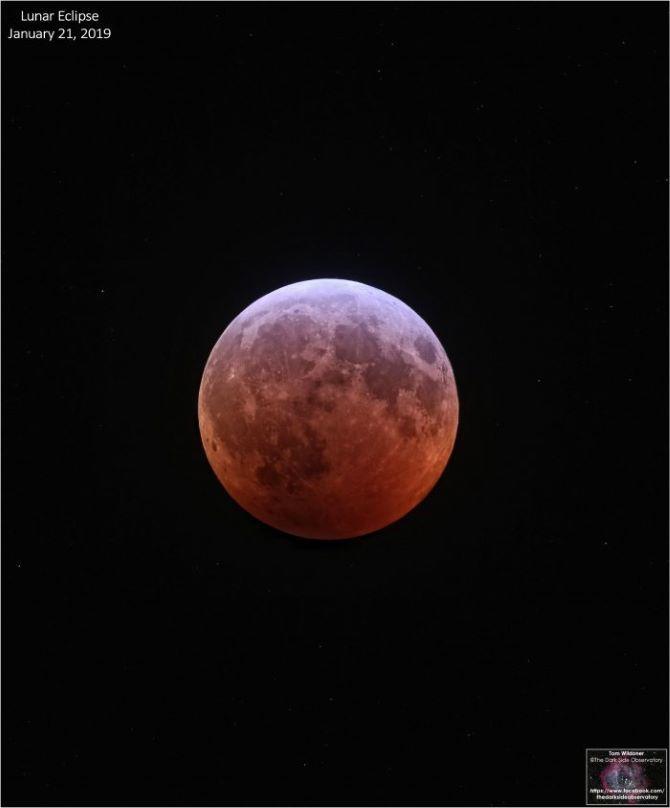 Лунное затмение 26 мая 2021 года: Суперлуние и Кровавая Луна 2