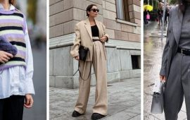6 женских нарядов, которые пришли из мужской моды