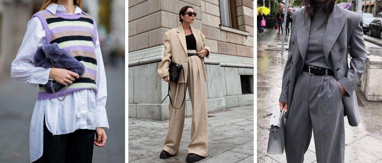 6 видів жіночого вбрання, яке прийшло з чоловічої моди