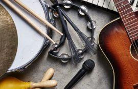 Музыкальные инструменты и оборудование в магазине JAM