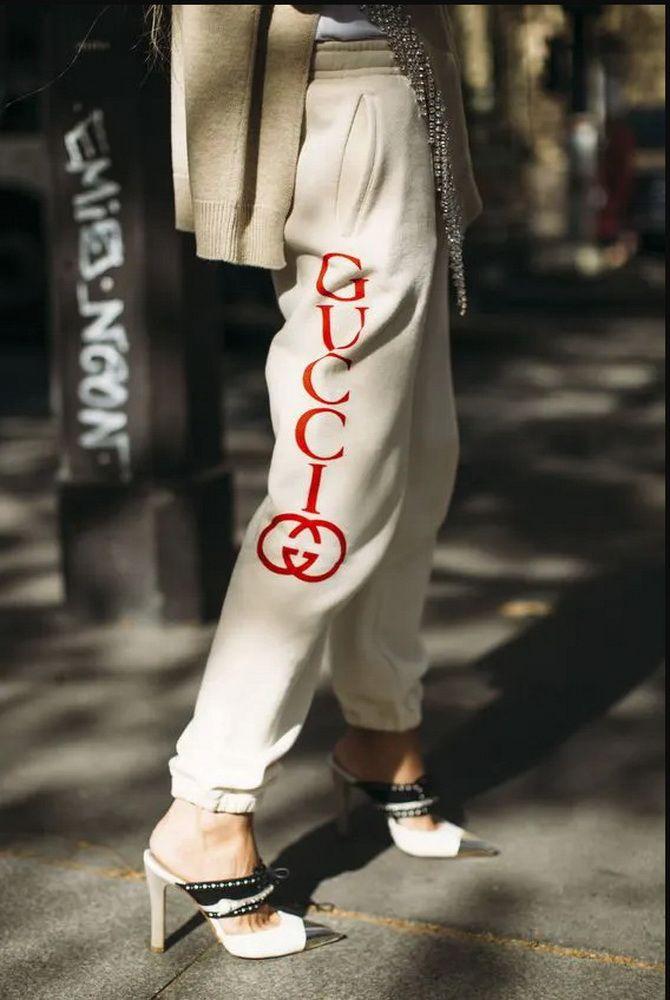 Як носити вбрання з логотипами: кращі поєднання 9
