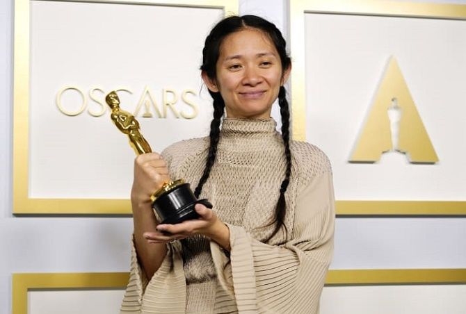 Оскар-2021: триумф «Земли кочевников» и Энтони Хопкинса 2