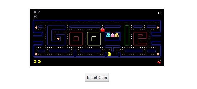 Лучшие дудл-игры от Google для короткой паузы во время работы 10