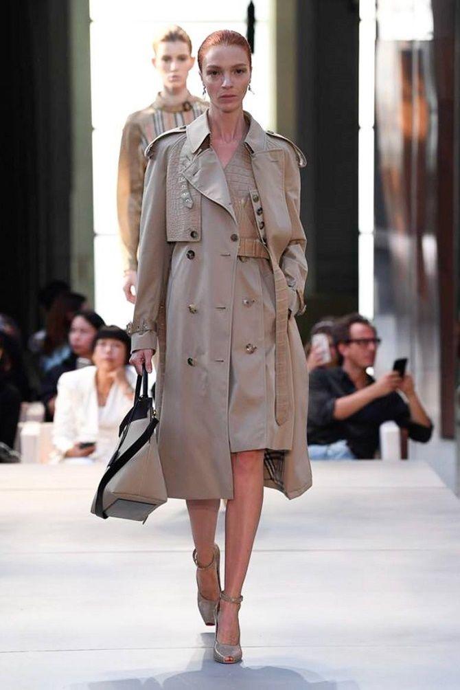 Модные тренчи и пальто – что выбрать женщинам? 3
