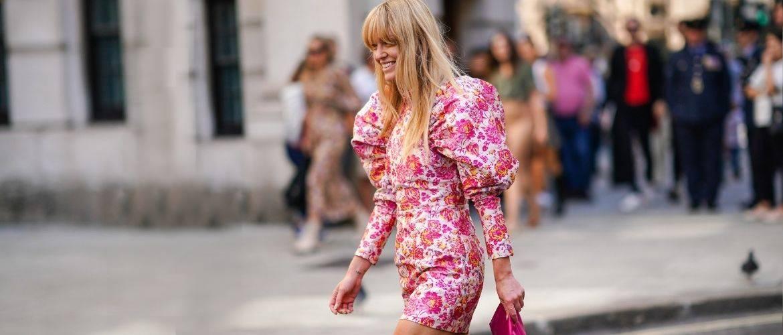 Модні сукні з квітковим принтом на весну 2021
