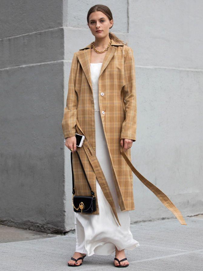 5 способов, как носить платье-комбинацию на любой случай 8