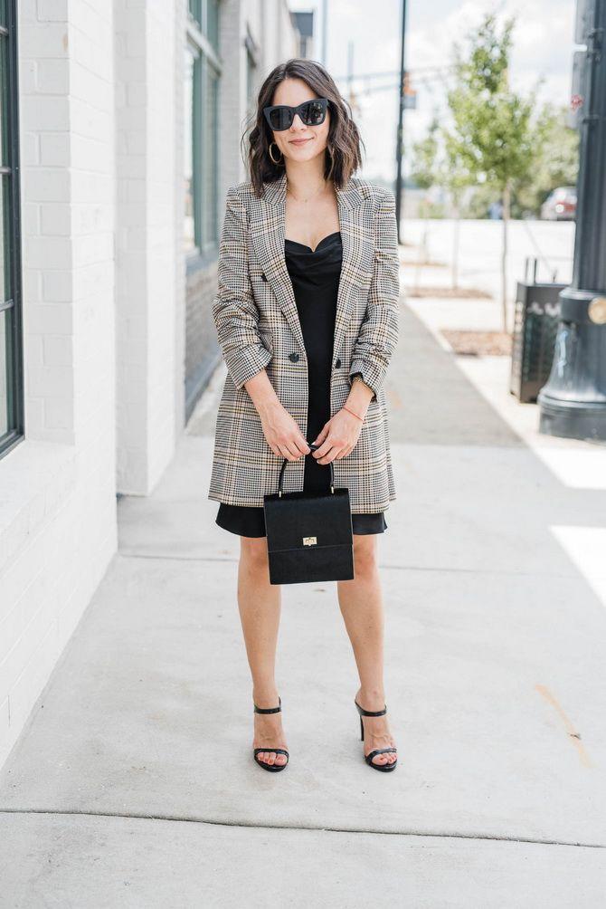 5 способов, как носить платье-комбинацию на любой случай 2