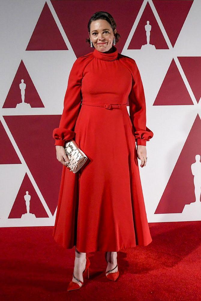 Оскар 2021: лучшие платья на церемонии 3