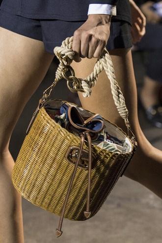 Плетеные сумки – новый тренд лета 2021 11