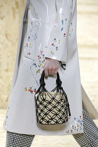 Плетеные сумки – новый тренд лета 2021 14