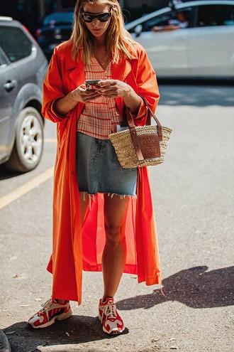 Плетеные сумки – новый тренд лета 2021 15