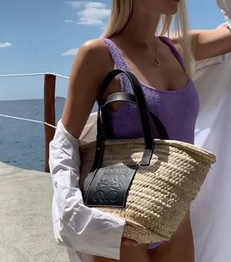 Плетеные сумки – новый тренд лета 2021 3