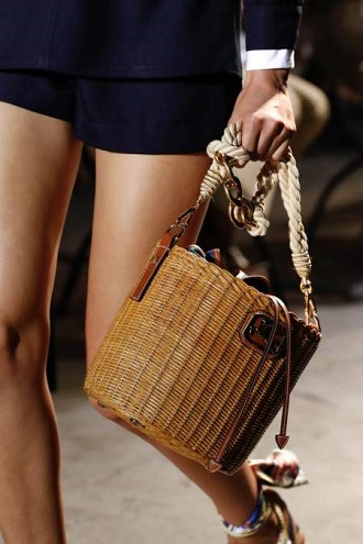 Плетеные сумки – новый тренд лета 2021 10