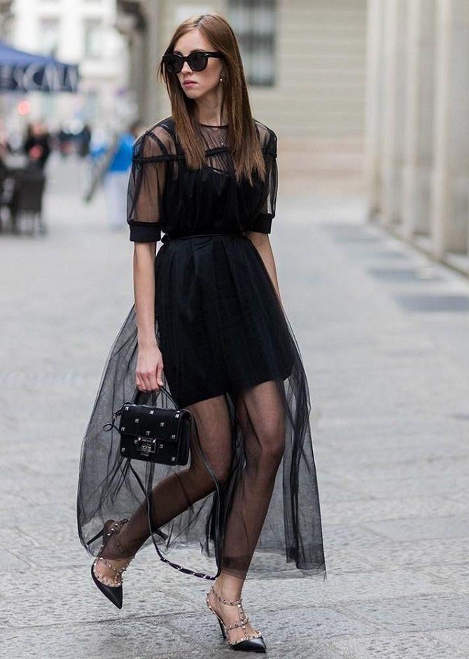 Модні способи носити прозорі речі і не виглядати вульгарно 12