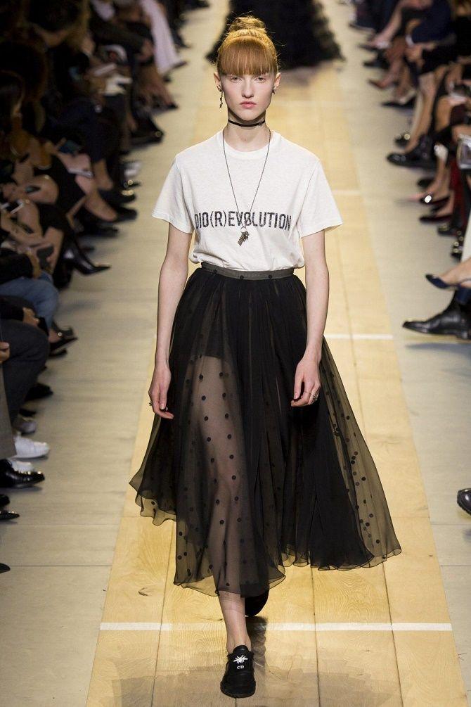 Модні способи носити прозорі речі і не виглядати вульгарно 7