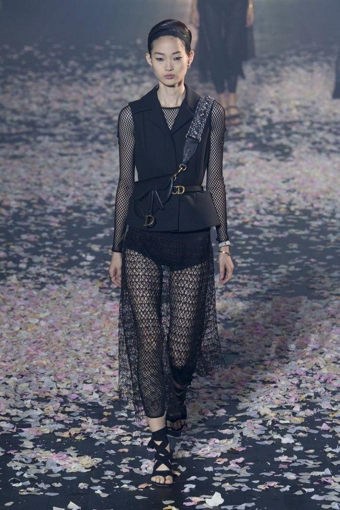 Модні способи носити прозорі речі і не виглядати вульгарно 6